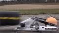 Os�ona na kokpit bolidu F1 autorstwa Red Bulla - testy statyczne