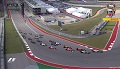 GP USA 2016 - start wyścigu