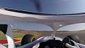 Kubica prowadzi bolid F1 na sezon 2018 - onboard