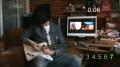 Okrążenie toru Sakhir zagrane na gitarze